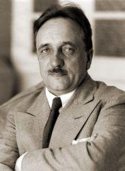 Feliks Młynarski sfotografowany w 1932 roku