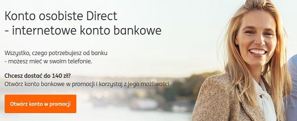 konto direct reklama banku