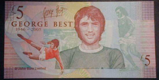 banknot marzenie każdego zapalonego kibica Man Utd