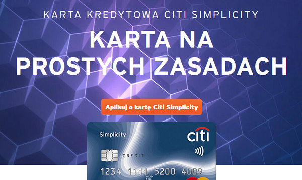 reklama karty simplicity