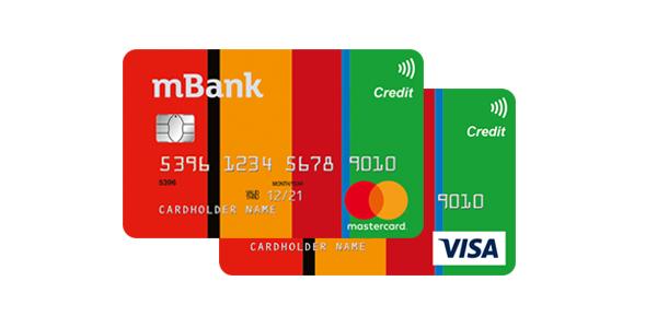 karta kredytowa mbanku