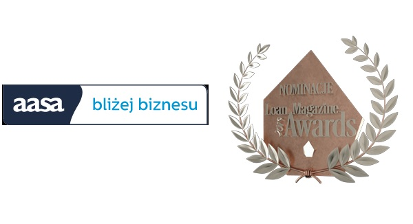 Aasa dla Biznesu nominacja
