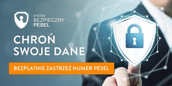 Bezpieczny Pesel chroni dane osobowe Polaków