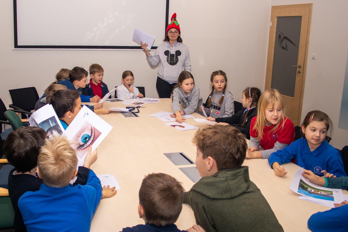 dzieci kampania edukacyjna bezpieczny pesel