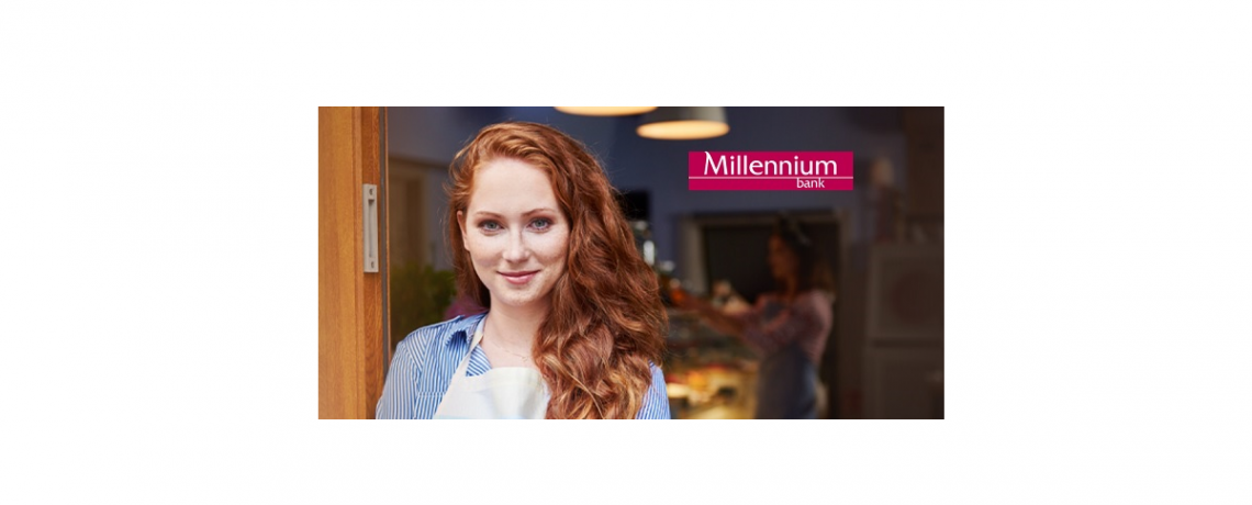 Rachunek firmowy Mój Biznes w Millennium Banku